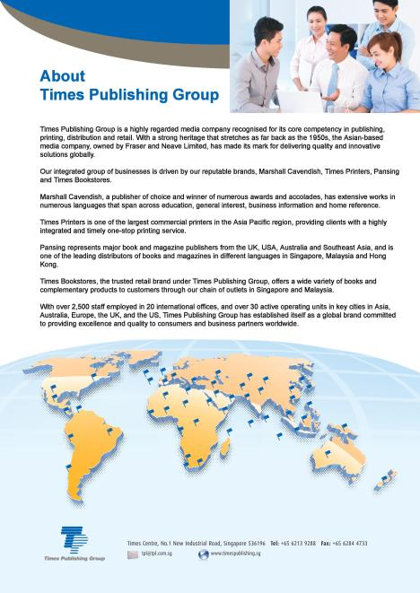 about times publishing